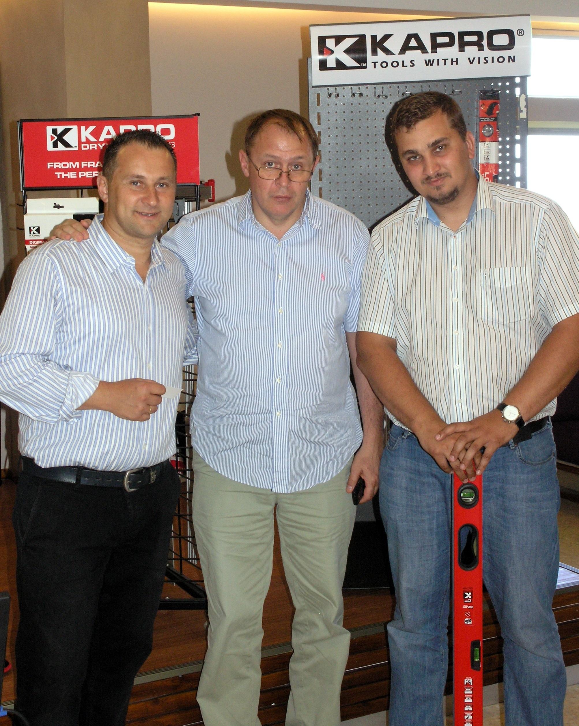 Конференция по Kapro